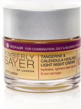 Kimberly Sayer Healing Light Night Cream