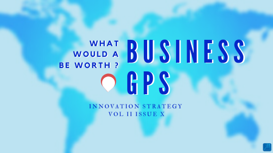 What would a business GPS be worth to you?