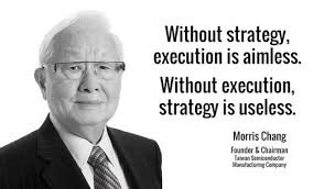 Execution enhances Strategy