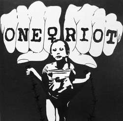 One Woman Riot