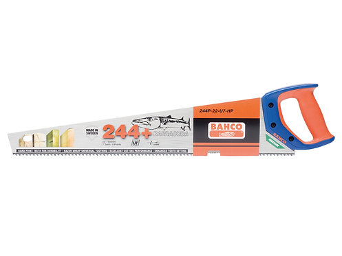 """BAH24422PN Bahco Barracuda Hand Saw 22"""" Pack of 10 Excluding VAT"""