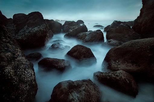 Portland Oregon Visual Art Landscape Photographer Mystic Waters