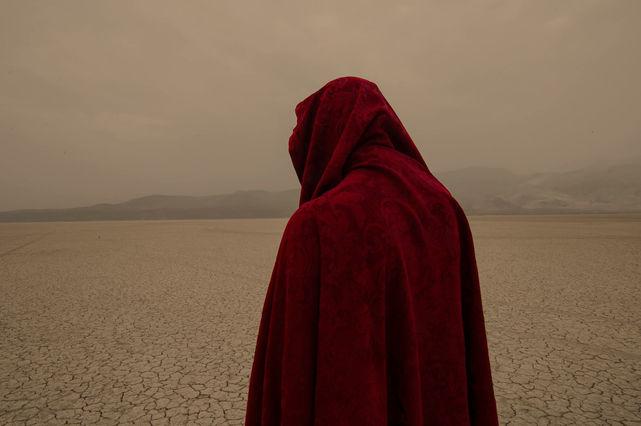 The Crimson Dweller
