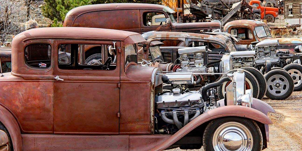 5th Annual Cruise to Jerome