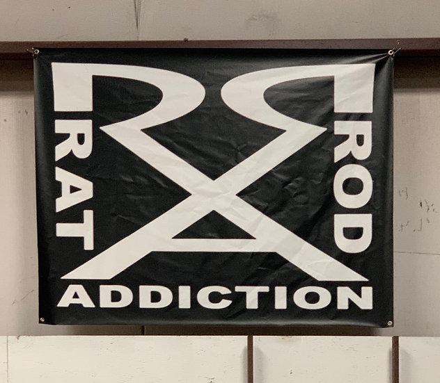 4'x 5' RRA Banner