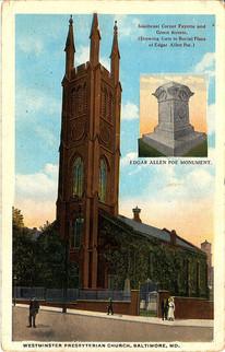 Westminster Hall Postcard
