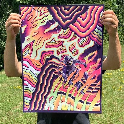 The Void - Art print