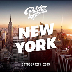 Pins and Patches Expo Oct 2019