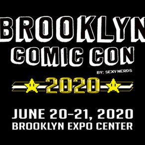 Artist Alley @ Brooklyn Comic Con 2020 [COVID Cancel]