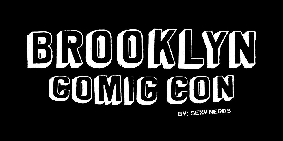 Artist Alley @Brooklyn CCon 2020 (1)