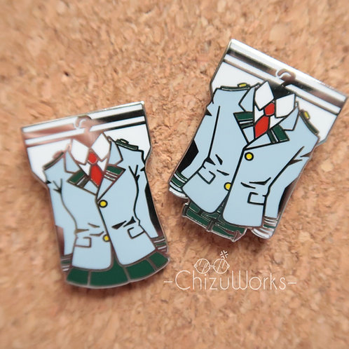 My Hero: UA Uniform Pin