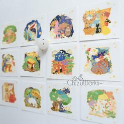Studio Ghibli Stickers 03.JPG