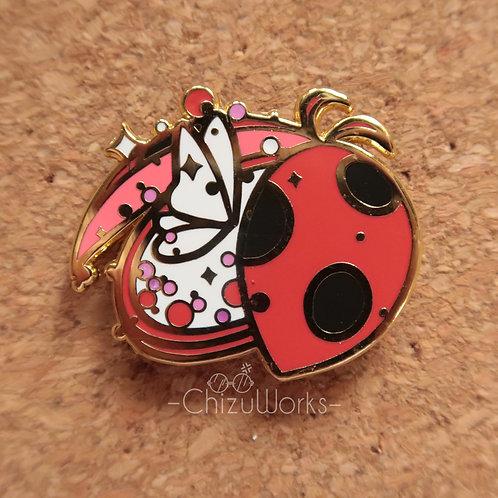 Miraculous: Ladybug Enamel Pin