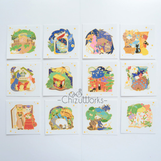 Studio Ghibli Stickers 01.JPG