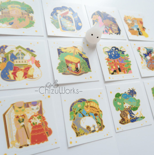 Studio Ghibli Stickers 02.JPG