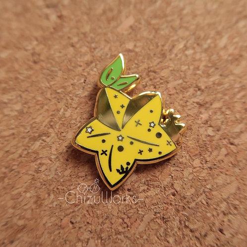 Kingdom Hearts: Paopu Fruit Enamel Pin