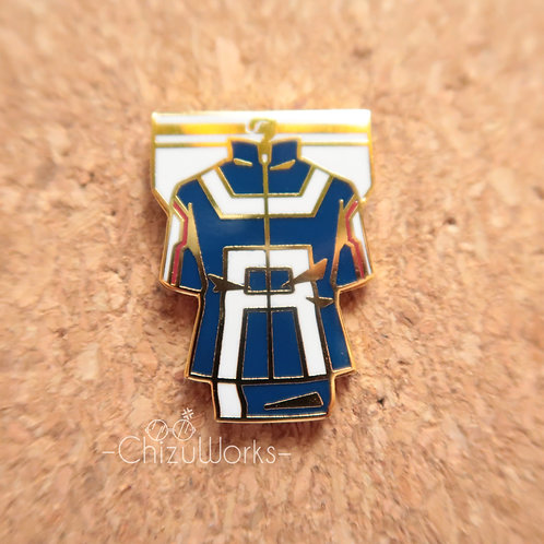 My Hero: UA Gym Uniform Pin