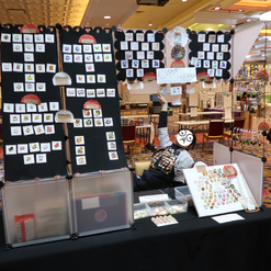 J1 Anime & Gaming Expo Table Solo