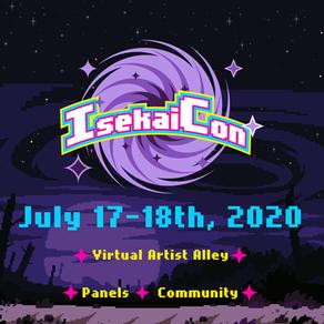 Virtual AA Online @Isekai Con 2020