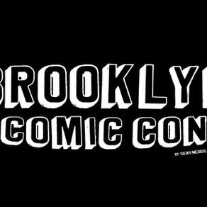 Artist Alley @ Brooklyn Comic Con 2019