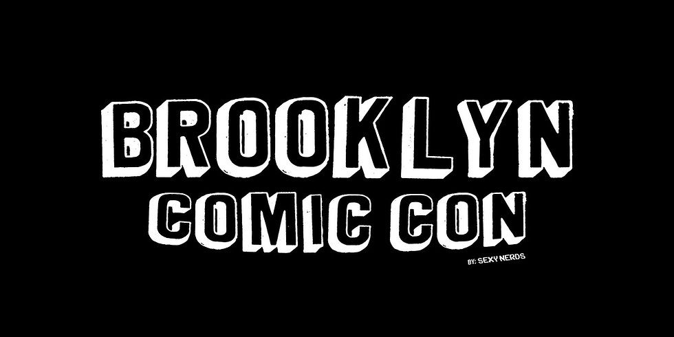 Artist Alley @Brooklyn Comic Con