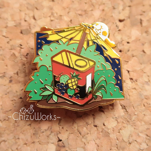 Studio Ghibli: Grave of the Fireflies Enamel Pin