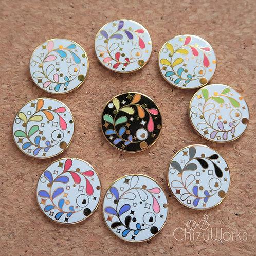 LGBTQ Pride Enamel Pins