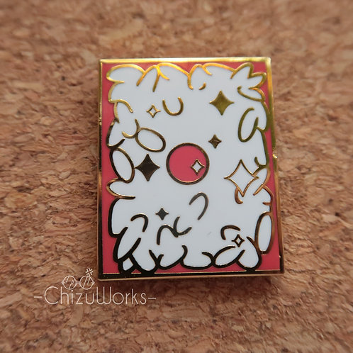 Rice Bento Enamel Pin