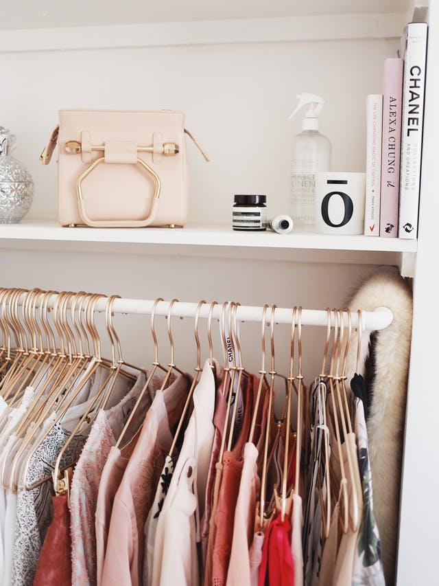 Life Decluttered Closet Shot