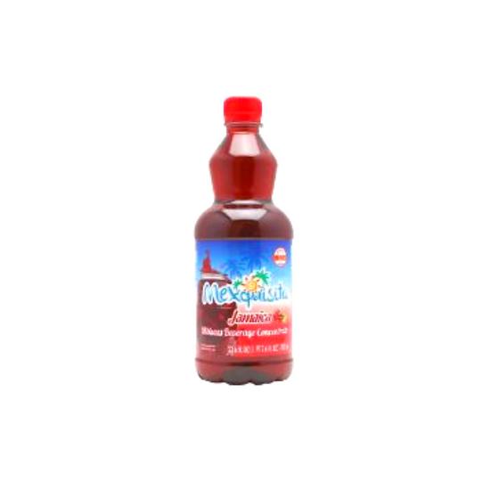 Acquista il concentrato di Jamaica Mexquisita per preparare bevande naturali