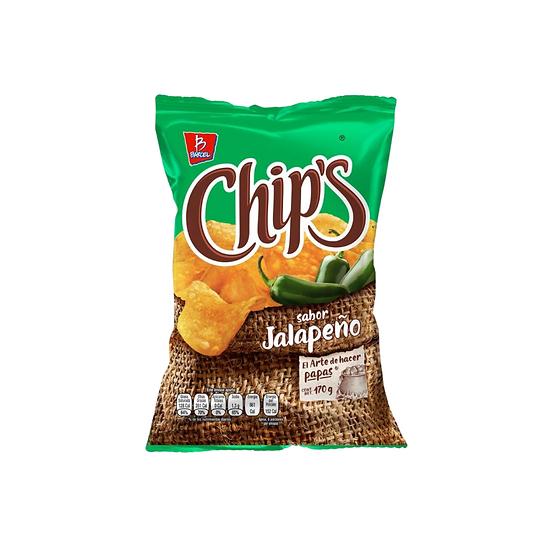 Acquista chips Jalapeno Barcel 56 g per portare al tuo tavolo degli spuntini deliziosi.