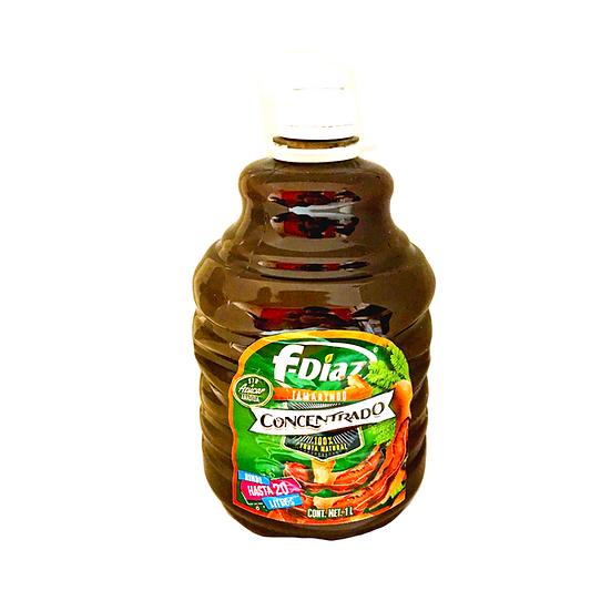Concentrato di Tamarindo Mexquisita per preparare bevanda naturalli