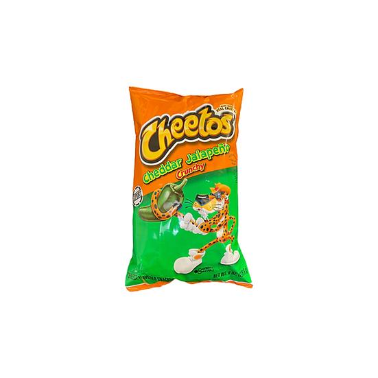 Acquista cheetos cheedar jalapeno e provare la deliziosa combinazione di piccante leggere e formaggio