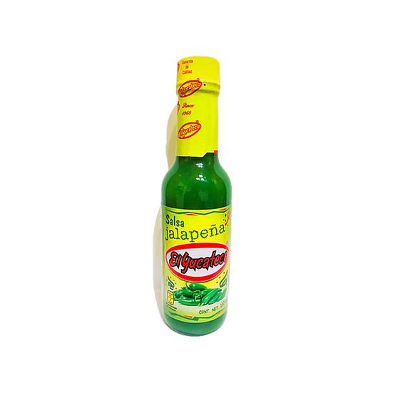 Acquista salsa di jalapeno el yucateco per dargli un gusto delizioso con una leggera piccantezza