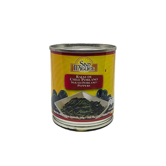 Acquista strisce di poblano san miguel per aggiungere un ingrediente messicano al tuo cibo