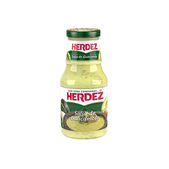 Acquista la salsa di guacamole herdez per dare un sapore di guacamole piccante ai tuoi pasti