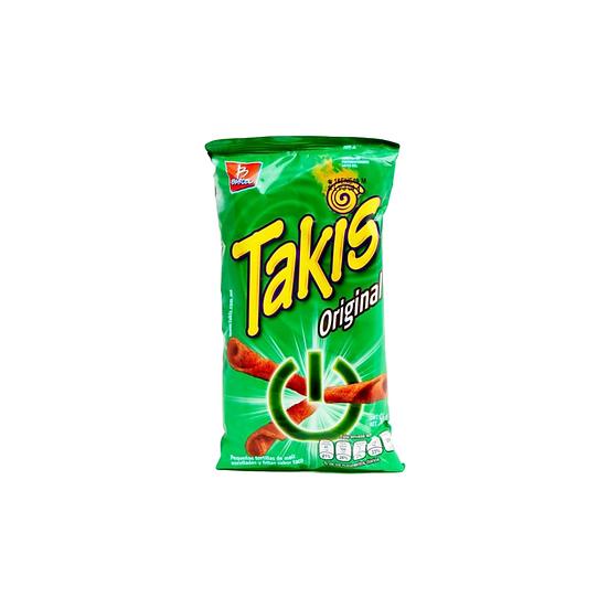 Acquista takis originali e assaggiare uno snack messicano molto famoso per il suo sapore delizioso e leggermente piccante