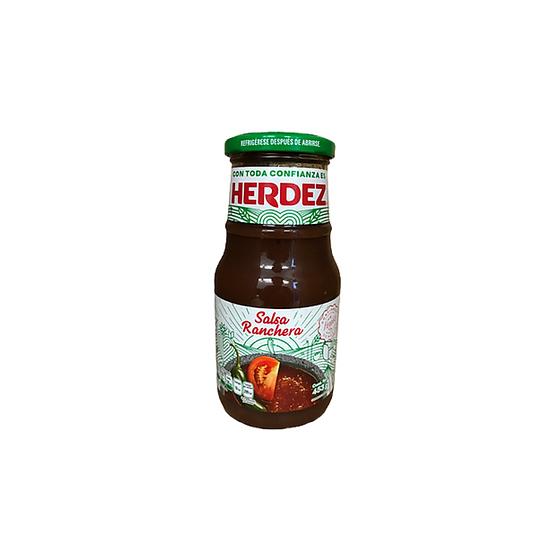 Acquista salsa ranchera herdez e provare una tipica salsa messicana, con un sapore ricco e leggermente piccante