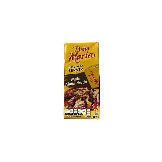 Acquista mole di mandorle dona maria e scoprite il gusto delizioso dei vostri pasti
