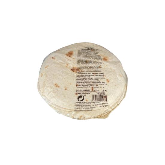 Acquista tortillas di harina Supermex Foods e preparatevi dei burritos in stile messicano