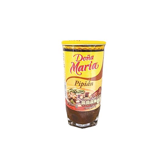 Acquista condimento di pipian in pasta dona maria per dare un sapore messicano ai vostri pasti