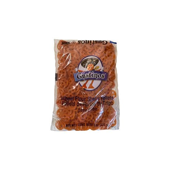Acquista chicharron di harina tonda gustions e godetevi uno degli spuntini più comuni in Messico