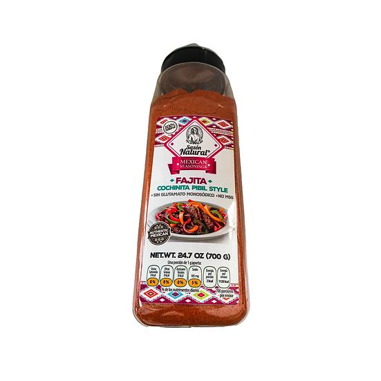 Acquista condimento per cochinita pibil sazon natural 700 g per fare autentico cibo messicano