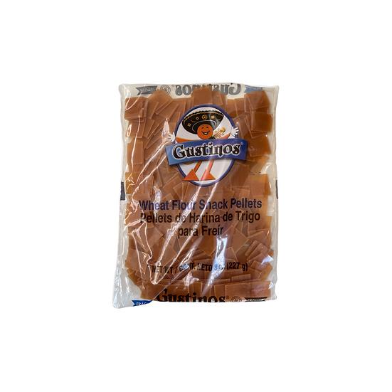 Acquista chicharron di harina quadrato gustinos per provare uno degli spuntini più comuni e gustosi del Messico