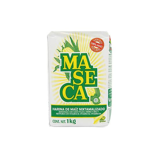 Acquista farina di mais nixtamalizzato maseca e preparatevi tortillas, sopes o qualsiasi altro piatto messicano