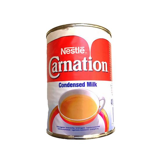 Acquista latte condensata carnation per preparare deliziosi dessert e pasti con un tocco di latte
