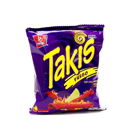 Acquista Takis fuego patatine di mais dal Messico