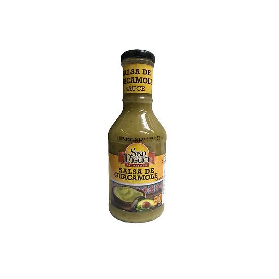 Acquista salsa di guacamole san miguel per dare un sapore delizioso a tutti i vostri pasti come guarnizione o snack