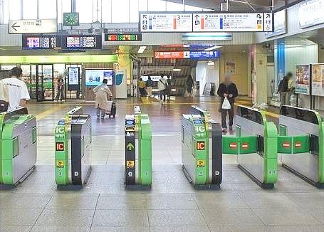 JR戸塚駅/地下改札外