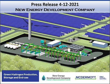 Green Hydrogen Press Release slide2 New Energy Scott Shields